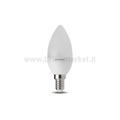 OLIVA LED CLASSIC E14 - 5W - 4000K - 481 LM - BLISTER