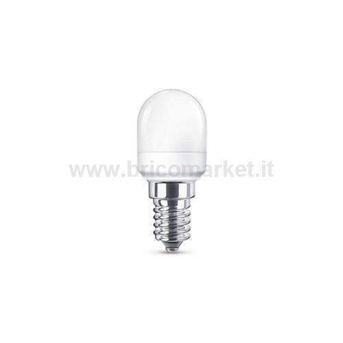 PERETTA LED E14 2.5W 200 LM - 4000K - 270 - PER FRIGO / CAPPE - BLISTER