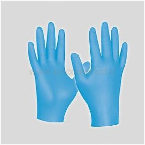 GUANTI NITRIL BLUE MIS.10 (XL)- 100PZ