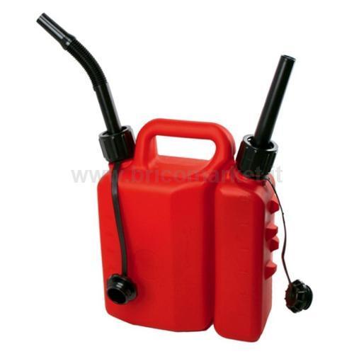 TANICA CERTIFICATA OIL + FUEL TANK 1,5+3,5 LT PRO