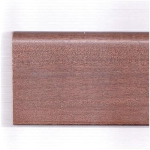 BATTISCOPA PVC ESTRUSO 70X12X2500 NOCE SC.