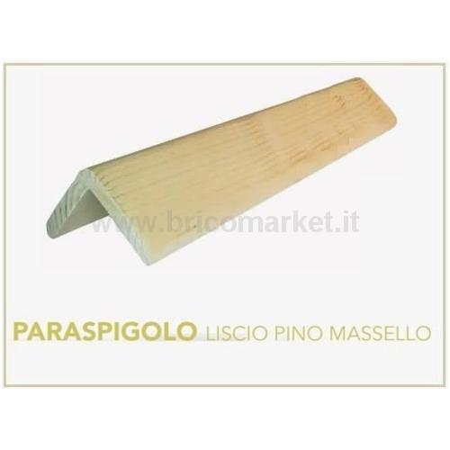 PARASPIGOLO PINO CM. 4.5X4.5X300 GREZZO
