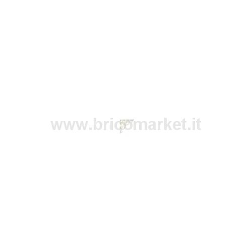 REGGIMENSOLE CLASSIC CURLY BIANCO CM. 24X24