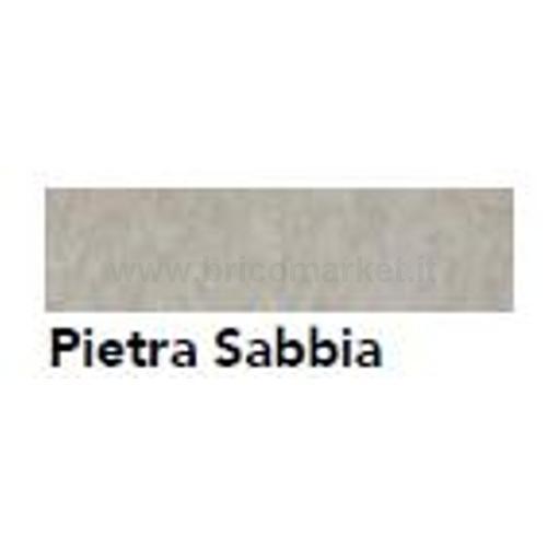 BORDO PRECOLLATO PIETRA SABBIA MM. 33 X M. 5