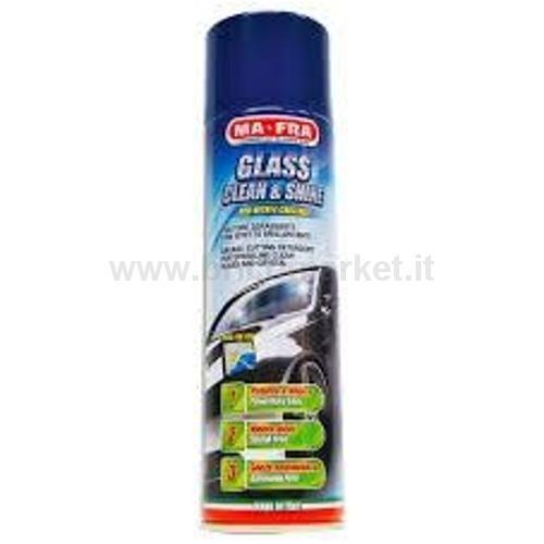 GLASS CLEAN &SHINE ML500