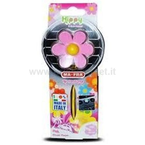 HIPPY PINK - FLOWER POWER
