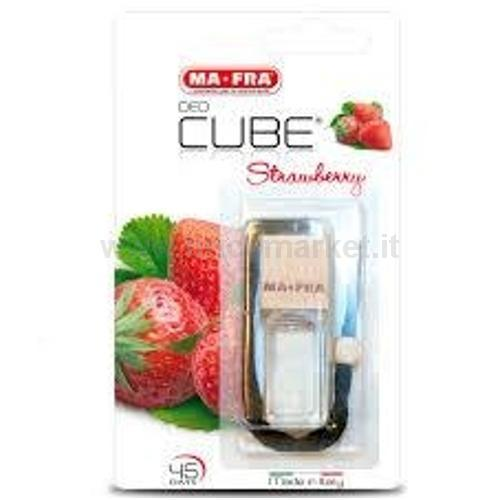 DEO CUBE STRAWBERRY