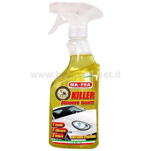 KILLER RIMUOVE MOSCERINI E RESINA ML500