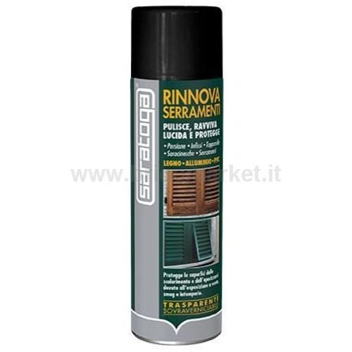 RINNOVA SERRAMENTI SPRAY 500 ML