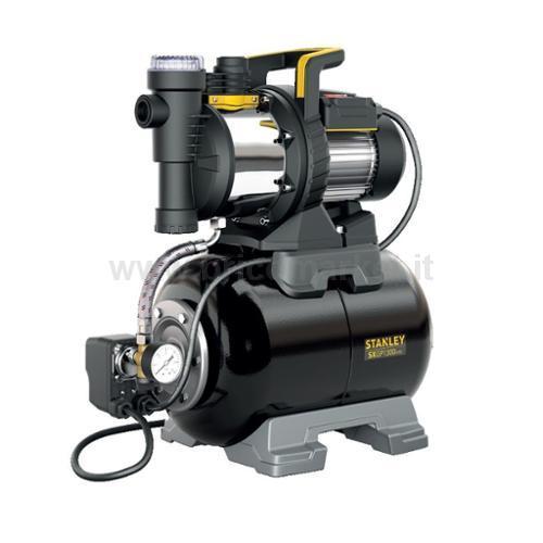 POMPA CON AUTOCLAVE 1300W MAX50M 4200L/H 1,5-3,0BAR