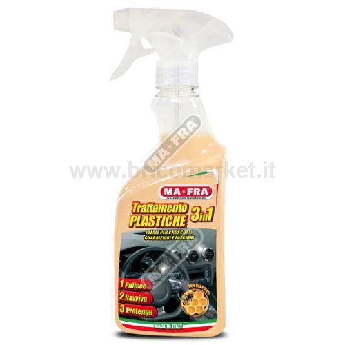 TRATTAMENTO PLASTICHE 3 IN 1 ML500