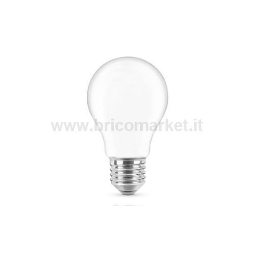 00086626 - GOCCIA LED OPALE A FILAMENTO E27 12W 2700K