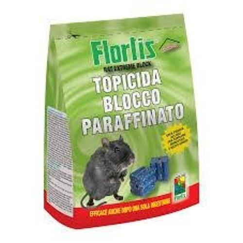 TOPICIDA BLOCK PARAFFIN. 300GR