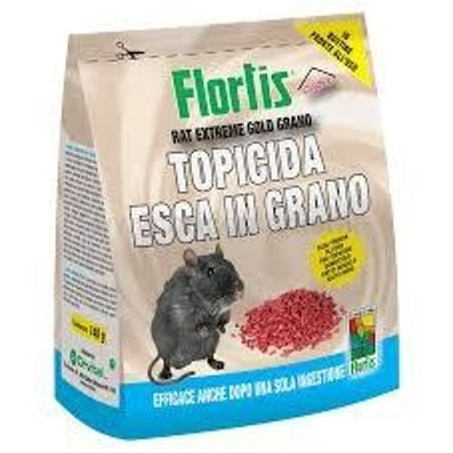 TOPICIDA ESCA IN GRANO GR 140
