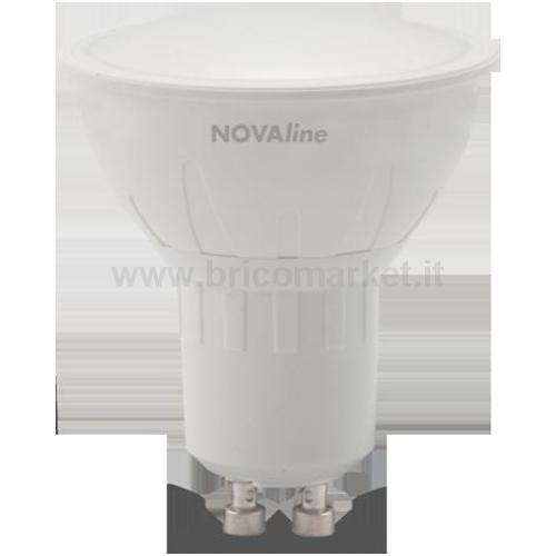 LAMPADA LED DICROICA 7W 450 LUMEN GU10 LUCE NATURALE