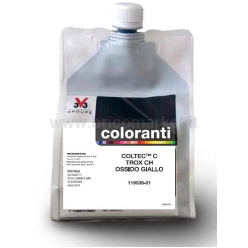 COLORANTE LT 1 DS-1 OSSIDO ROSSO TRASPARENTE LEGNO