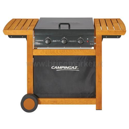 BARBECUE ADELAIDE 3 WOODY DUALGAS