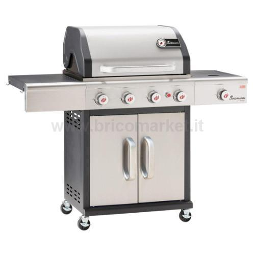 BARBECUE A GAS NEW TRITON MAX 4,1 INOX