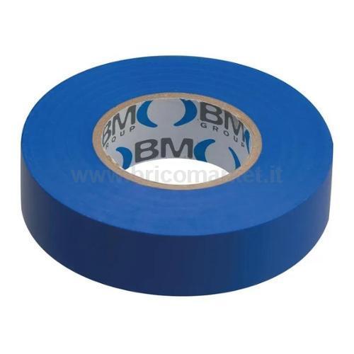 NASTRI ISOL PVC SP.0,15 15MMX10MT BLU