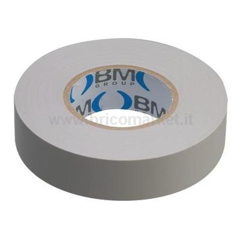 NASTRI ISOL PVC SP.0.15 19MMX25MT GRIGIO