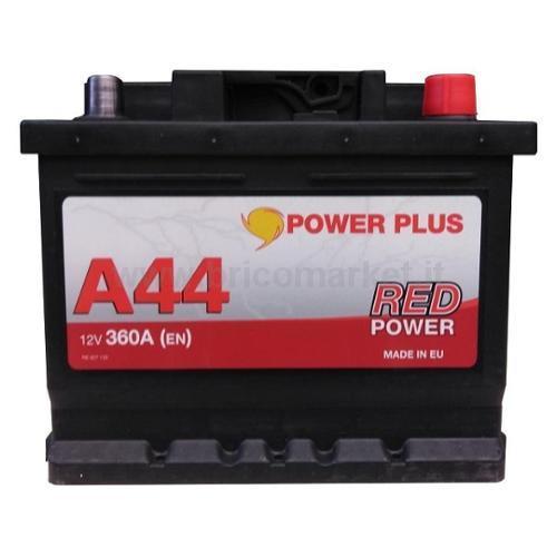 BATTERIA RED POWER 44 AH