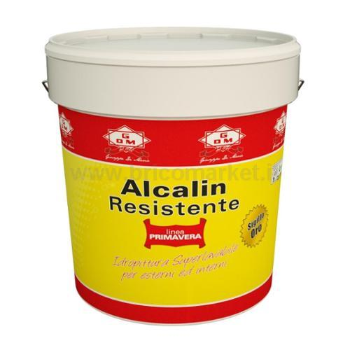 IROPITTURA SUPERLAVABILE ALCALIN LT.14