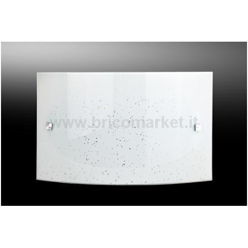 APPLIQUE LED SCINTY 20W 45XH25CM 4000K BIANCA