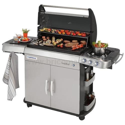 BARBECUE 4 SERIES RBS LXS
