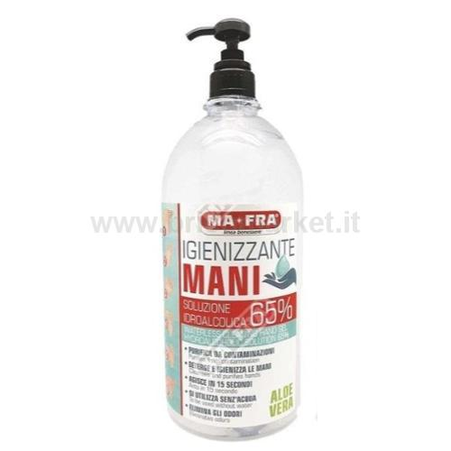 IGIENIZZANTE MANI CON DISPENSER 3000 ML