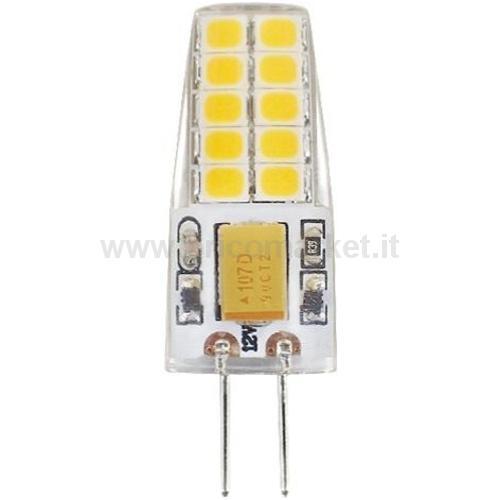 BISPINA LED G4 2.5W SMD - 250 LM - 270  - 6500K LUCE FREDDA