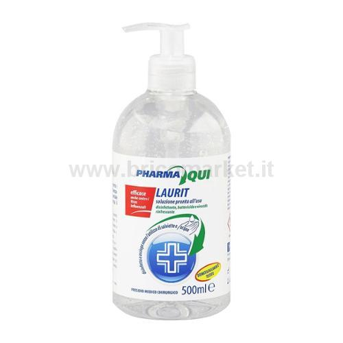 GEL MANI DISINFETTANTE VIRUCIDA 500ML PMC C/P