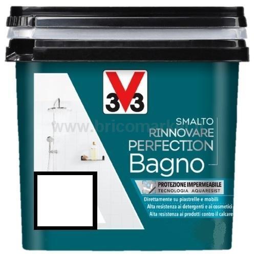 SMALTO RINNOVARE PERFECTION BAGNO 0.75L BIANCO SATINATO
