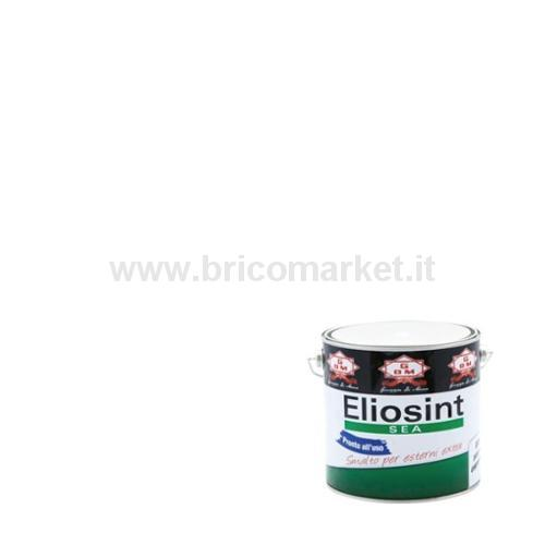 SMALTO SINTETICO BIANCO ELIOSINT 0,75 L