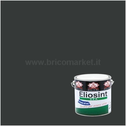 SMALTO SINTETICO ANTRACITE ELIOSINT 0,75 L