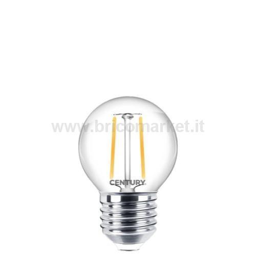 INCANTO SFERA LED 2W E27 2700K 245LM