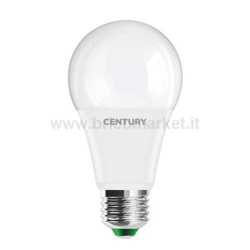 ECOLINE SFERA LED 8W=60W E27 3000K 806 LM