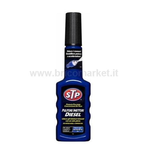 PULITORE STP DIESEL E COMMON RAIL 200ML