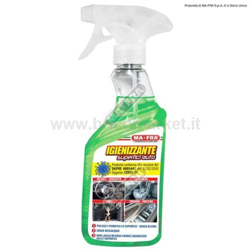 IGIENIZZANTE SUPERFICI AUTO 500ML
