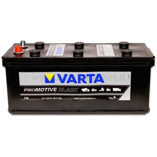 BATTERIA AUTO VARTA 120AH A742 PROMOTIVE HD I16