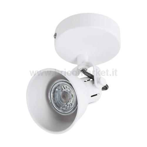 SPOT LED SERAS 3.3W GU10 BIANCO