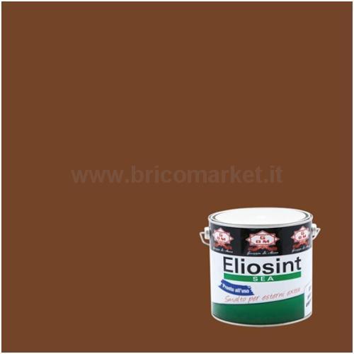 SMALTO SINTETICO MARRONE CHIARO ELIOSINT 0.75L