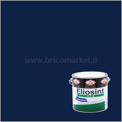 SMALTO SINTETICO BLEU ELIOSINT 0.75L