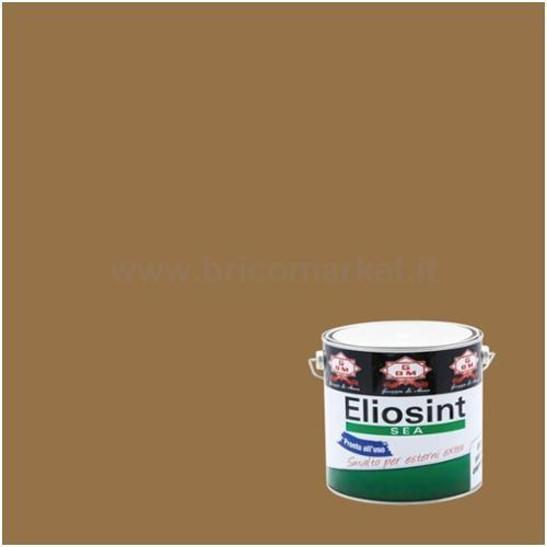 SMALTO SINTETICO NOCCIOLA ELIOSINT 0.75L
