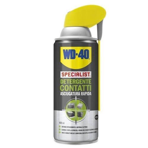 DETERGENTE CONTATTI WD-40 400ML SPRAY SPECIALIST