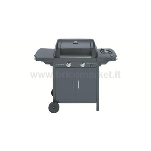 BARBECUE A GAS GPL 2 SERIES CLASSIC EXS VARIO 106X51XH109CM NERO