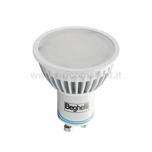 LAMPADINA LED ANTI BLACKOUT SORPRESA POWERLED GU10 4W 280LM 3000K
