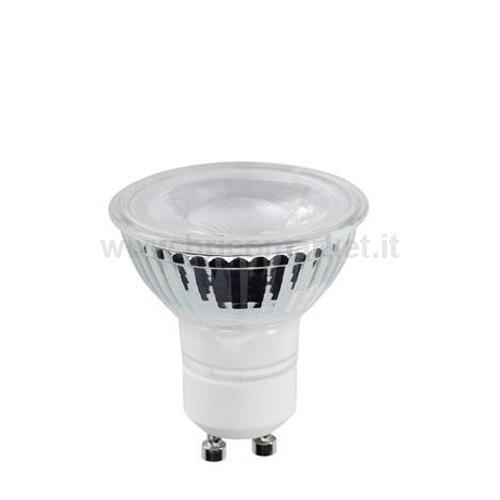 LAMPADA LED GU10 6W 4000K ECOLED GLASS
