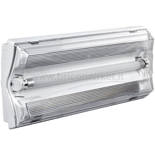 LAMPADA D'EMERGENZA DA PARETE EKOSTILE LED 60L IP40 SE3N/RM