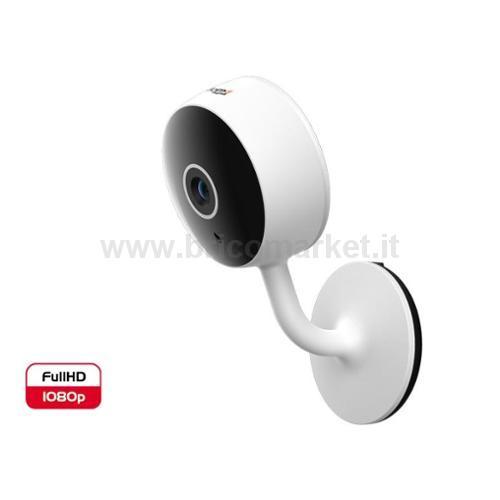 MINI-CAMERA 6X5XH11CM FULL HD 2MP WIFI CON RILEVATORE DI MOVIMENTO E VISIONE NOTTURNA