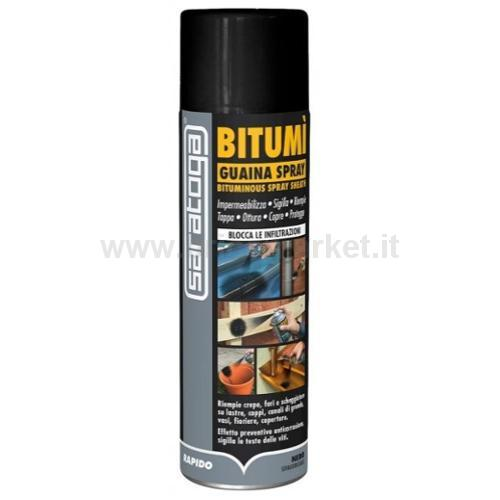 GUAINA SPRAY BITUMI' 500 ML
